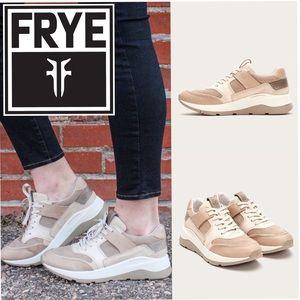 Frye Women Willow Low Lace Sneakers